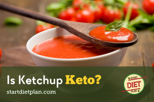 Ketchup (Tomato Sauce) – Is it Keto?