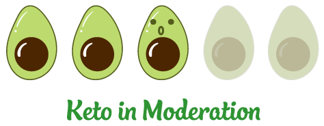 Keto in Moderation