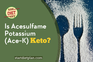 Acesulfame Potassium (Ace-K) – Is it Keto?