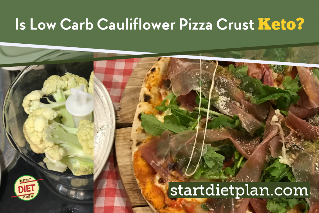 Is Low Carb Cauliflower Pizza Crust Keto
