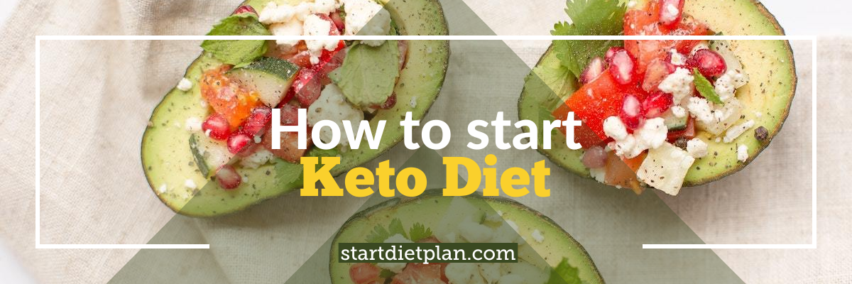 How to start Keto diet - cover