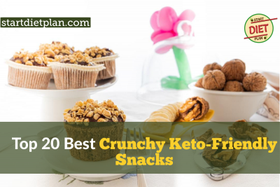 Top 20 Best Crunchy Keto-Friendly Snacks: Detailed Reviews
